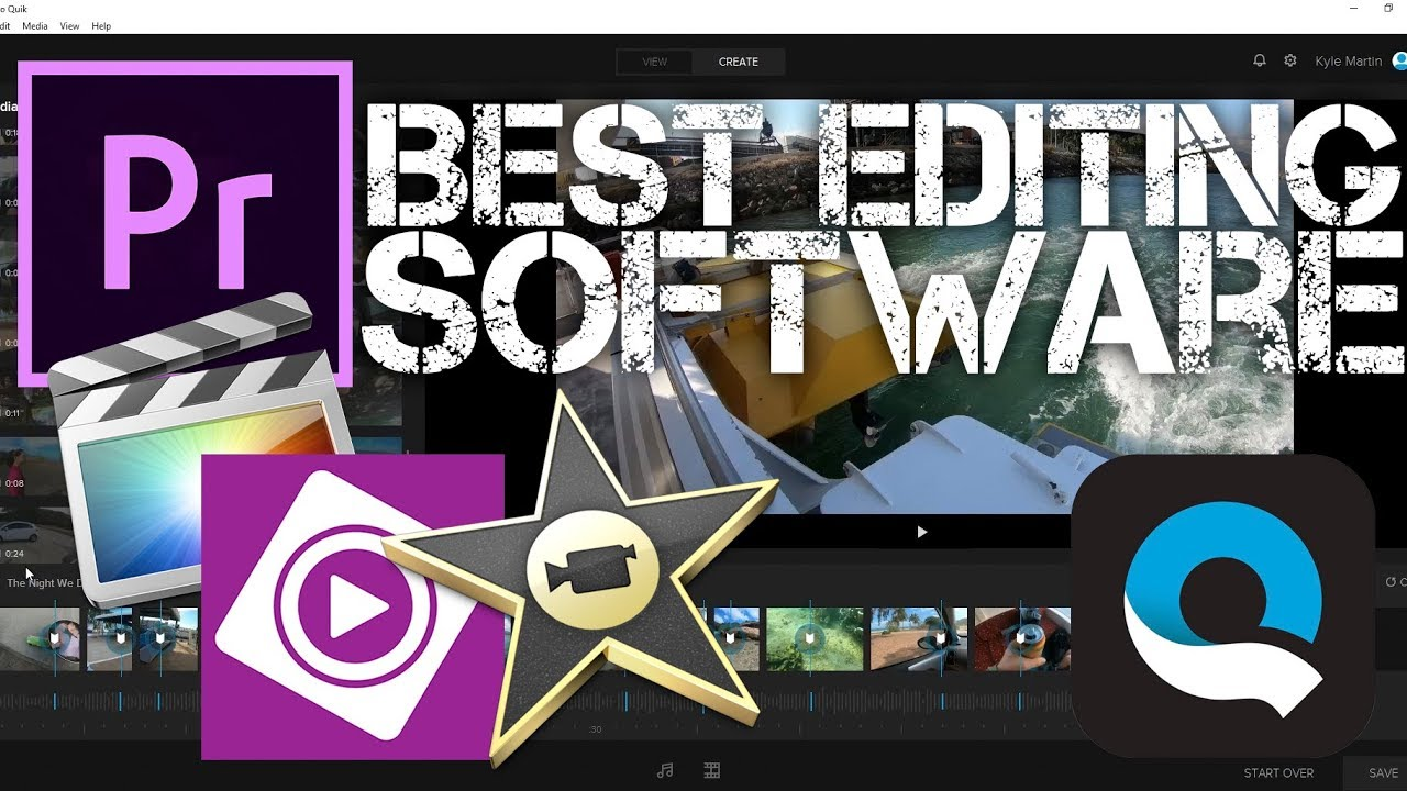 best free movie editor for gopro