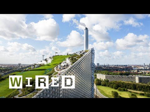 Inside CopenHill: The clean energy plant with its own ski slope | On Location