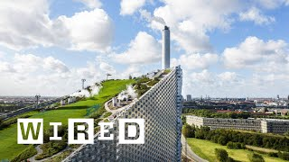 This Power Plant Burns Rubbish To Make Clean Energy | Digital Society with Vontobel