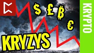 Czy światowy kryzys pogrąży krypto?