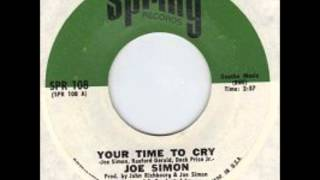Joe Simon - Your Turn To Cry 1970