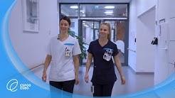 Töissä Espoon sairaalassa