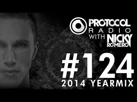 Nicky Romero - Protocol Radio 124 - 2014 Yearmix