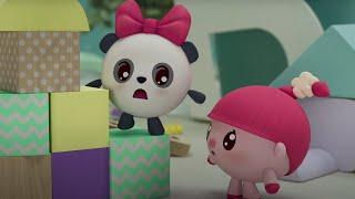 Малышарики - Непоседа - 190 серия - Новые серии - Мультики 2021 для малышей