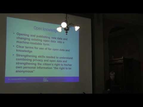 Open Government Partnership, OGP - Finland's commitments, Katju Holkeri