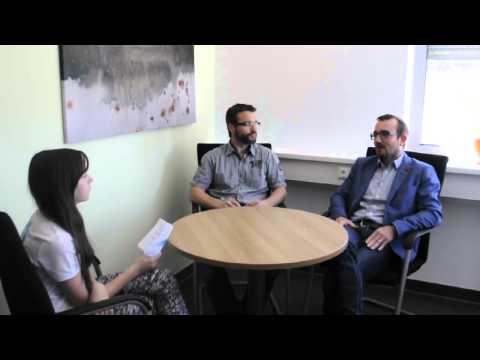 Interview mit den beiden Geschäftsführern der Firma Stark GmbH