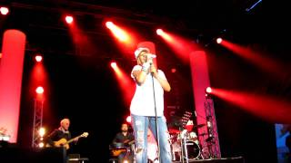 Sarah Connor - Leave With A Song live 23.07.2011 Lauchheim