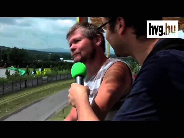 Megnéztük a buhera Forma-1-es VIP-páholyokat a Hungaroringen