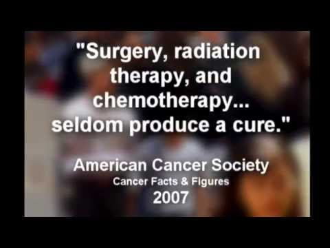 What the Cancer Industry doesn't want YOU to know