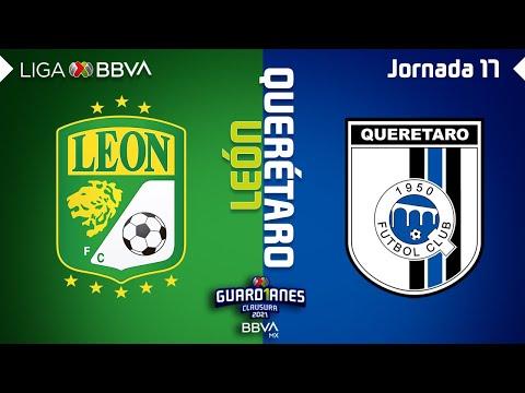 Club Leon G.B. Queretaro Goals And Highlights