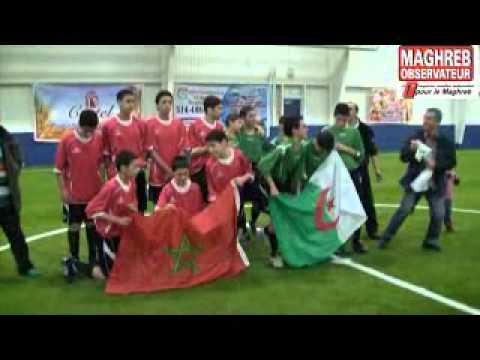 Rencontre algerien au canada