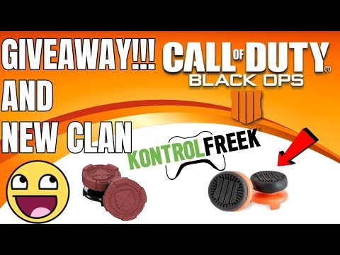 CALL OF DUTY BLACK OPS 4 GUNSHIP!! GIVEAWAY AND MORE....UIG CLAN