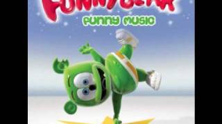 Funny Bear-CHO KA KA O