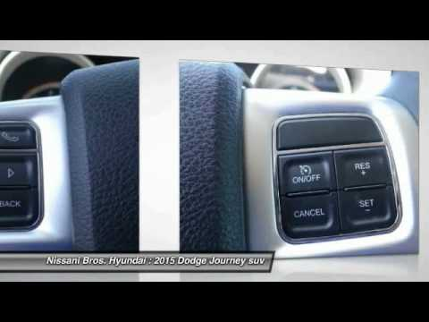 2015 Dodge Journey INGLEWOOD,LOS ANGELES,LONG BEACH,TORRANCE,SANTA MONICA 17h0267a