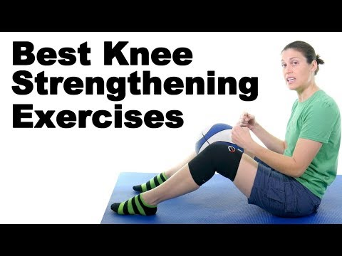 7 Best Knee Strengthening Exercises - Ask Doctor Jo