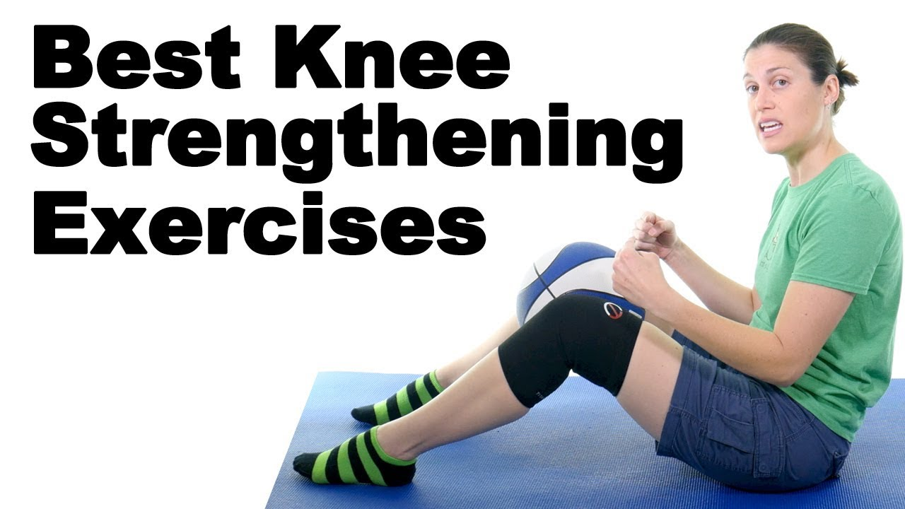 7 Best Knee Strengthening Exercises Ask Doctor Jo Youtube