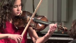 Mayte Levenbach@ Maassluis Music Contest 2016. Final concert. Tzigane by M. Ravel