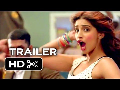 Khoobsurat Official Trailer 1 (2014) -...