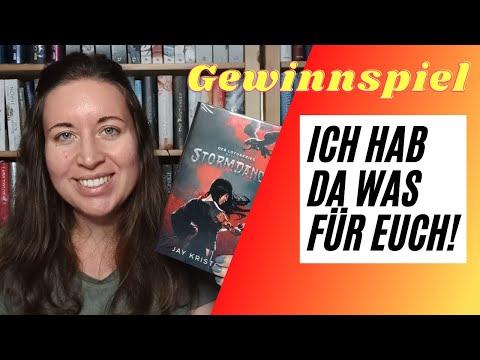Stormdancer YouTube Hörbuch Trailer auf Deutsch