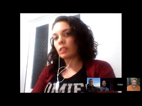 Vegan Live Hangout : Με Ασβό - Ves Iris - Ιάκωβο Δραγώνα ..Vegan Stream.Ρώτα για να μπεις