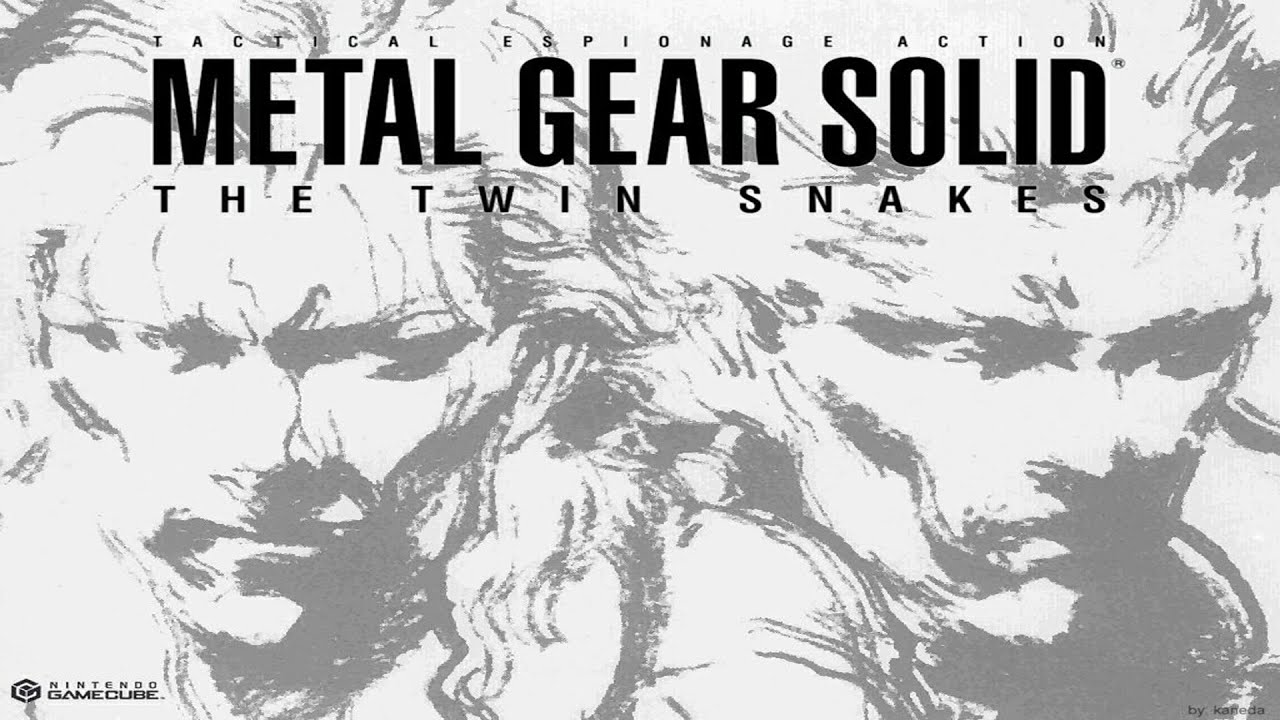 Download (GC) Metal Gear Solid: The Twin Snakes - Full Playthrough