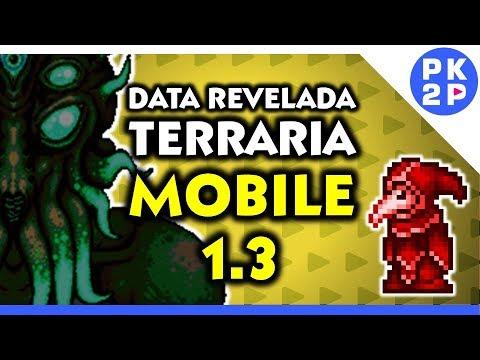 [SORTEIO] Terraria 1.3 Mobile muito em breve + Aniversário Vilarejo PK2P