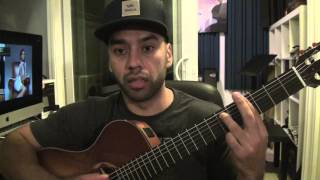 JaRule Down Azz Chick Feat. Charli Baltimore - Guitar Lesson Tutorial (Esteban Dias)