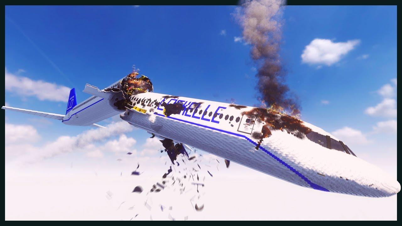Download Cutting a Plane in Half Mid Flight - Meteor Strikes & Destruction - Teardown