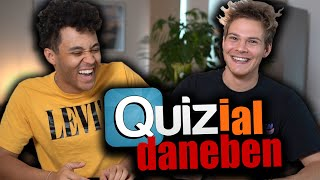 2 IDIOTEN im QUIZ mit @Joey's Jungle | Dillan white​