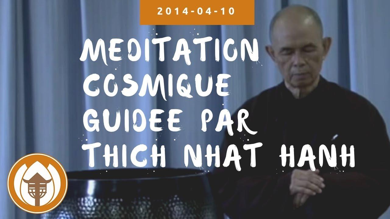 MEDITATION COSMIQUE (拙訳)