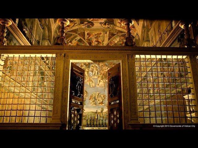 数多くの名作を映像で堪能できる!映画『ヴァチカン美術館4K3D 天国への入口』予告編
