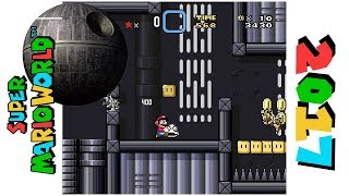 Death Star, The • Hack of Super Mario World