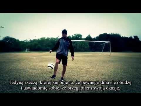 Ludzie mogą nie rozumieć... Zakochałem się w pięknej grze... - Piłka nożna from YouTube · Duration:  4 minutes 42 seconds