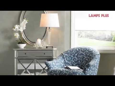 How to Select the Perfect Table Lamp - Lighting Size, Lamp Shade and Light Bulbs - Lamps Plus