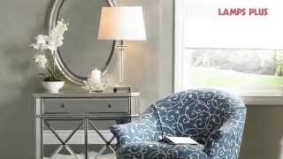 How To Select The Perfect Table Lamp    Lighting Size,  Lamp Shade And Light Bulbs   Lamps Plus
