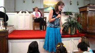Jelly Fish and God's love - childrens sermon
