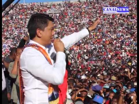 www.canalnews.net : Andry Rajoelina ( filohan' ny tetezamita teo aloha )