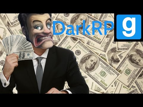 Nouveau métier Businessman - GMOD DarkRP FR #22