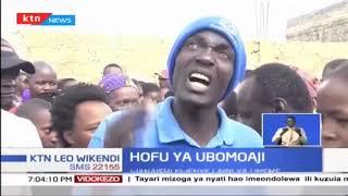 Wakaazi wa Njiru waeleza wasiwasi wao