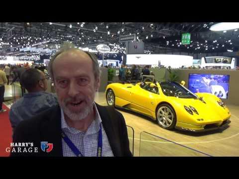 Geneva Motorshow 2017 walk around. Pagani, Koenigsegg, Bugatti, Ferrari