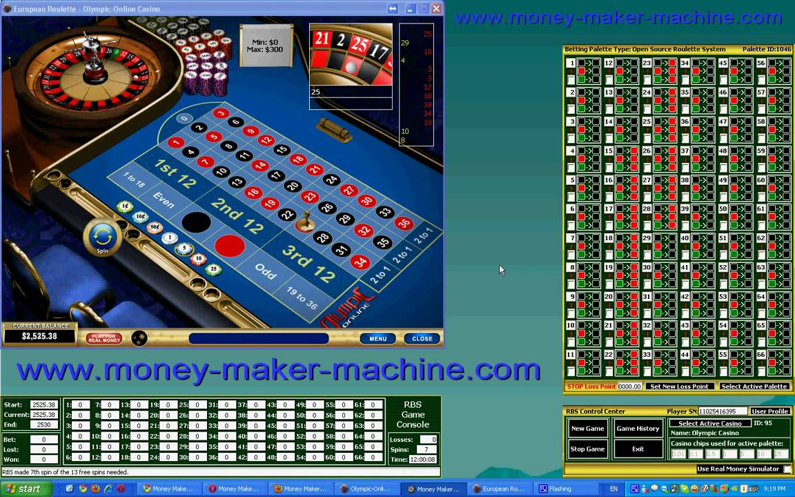 Secrets to online roulette