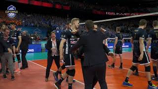 TRAILER EUROVOLLEY 2020