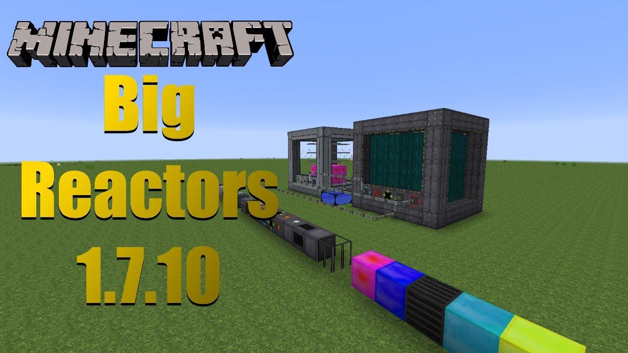 How To Make Best Most Efficient Big Reactors Reactor Design Possible 2  (Minecraft Mods) FTB