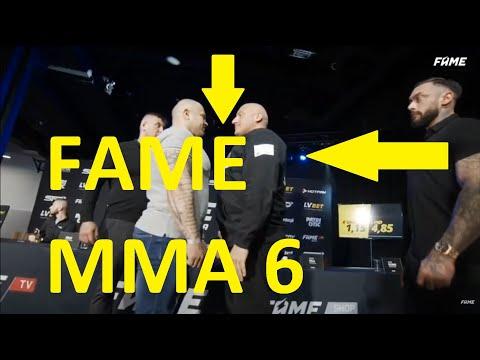 Najlepsze Momenty Z Konferencji FAME MMA 6 ! Zusje Vs Linkiewicz