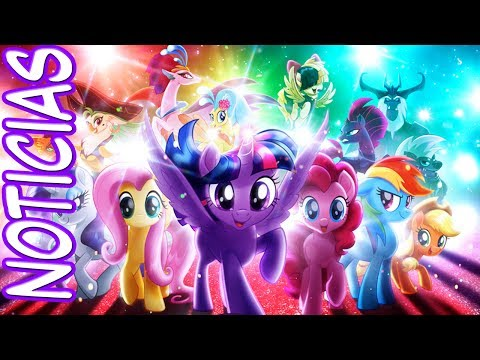 MY LITTLE PONY PELÍCULA OFICIAL TRAILER | Noticias Pony #21