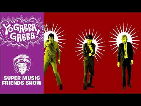 I Wish I Was A Spy - Peter Bjorn And John - Yo Gabba Gabba!