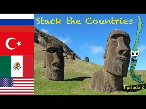 Stack the Countries Ep. 2: The New Beginning