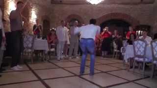 Гости отжигают на свадьбе. Липецк 2015