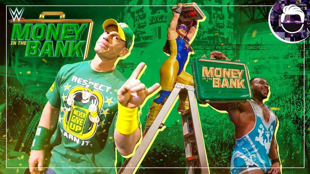 WWE ha vuelto y John Cena también | Money In The Bank 2021