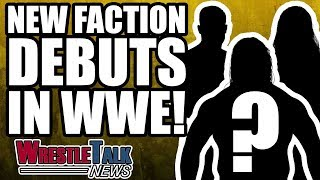 Rey Mysterio Vs. AJ Styles In WWE?! New WWE NXT Faction DEBUTS! | WrestleTalk News Feb. 2018